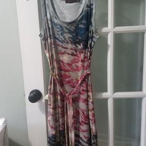 Small dress camouflage. Tank dress. Limited.